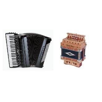 Fisarmonica & Organetto
